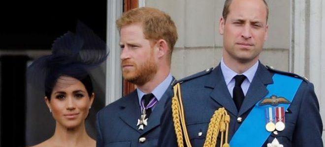 """""""Цел живот го штитев брат ми, не можам повеќе!"""" – Прва изјава на Вилијам откако Хари одлучи го напушти семејството"""