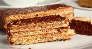 Чешка торта од обланди: Брза, крцкава и кремаста фантазија 😊