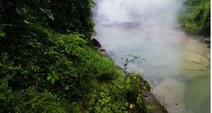 Мистерија на Амазонската прашума: Врела река која убива се што ќе надојде