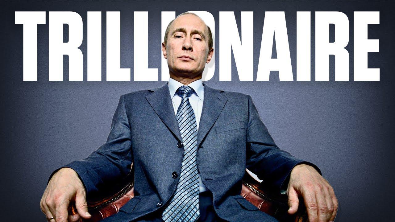 Дали е Владимир Путин најбогатиот човек во светот? Бил Гејтс? Пуфф… мало дете :)