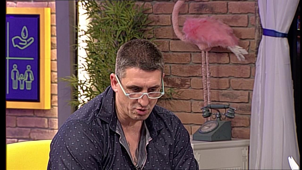 И интервјуто на Кристијан Голубовиќ пред да влезе во Психо Шоуто Задруга. Е ова ќе биде .. (Видеo)