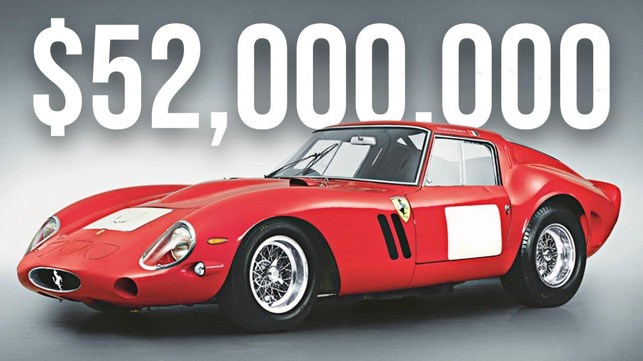 Најскапите Ферари автомобили во светот