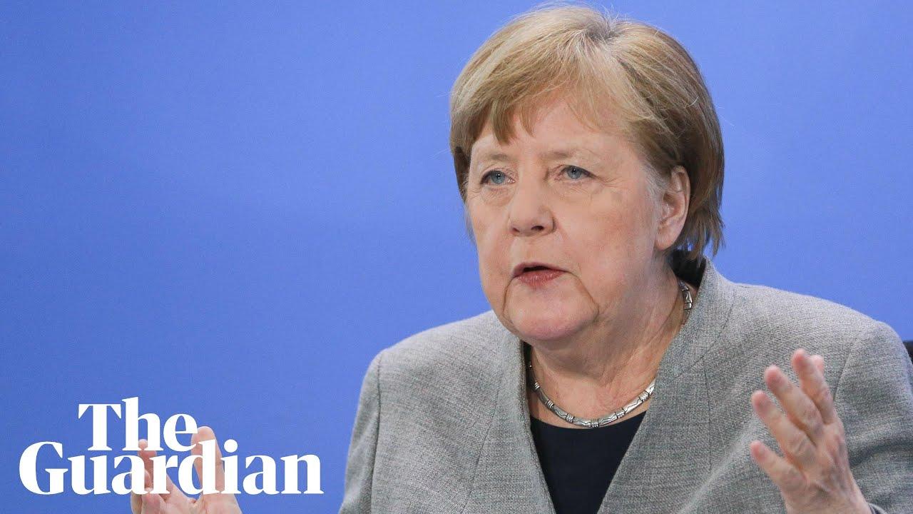 Се јави и Меркел за корона вирозата и ги потресе социјалните мрежи низ цел свет!