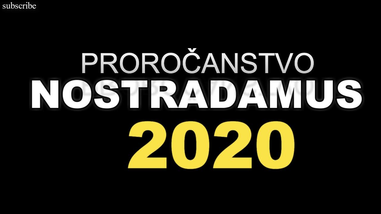 Што предвиде Нострадамус за 2020? Корона?