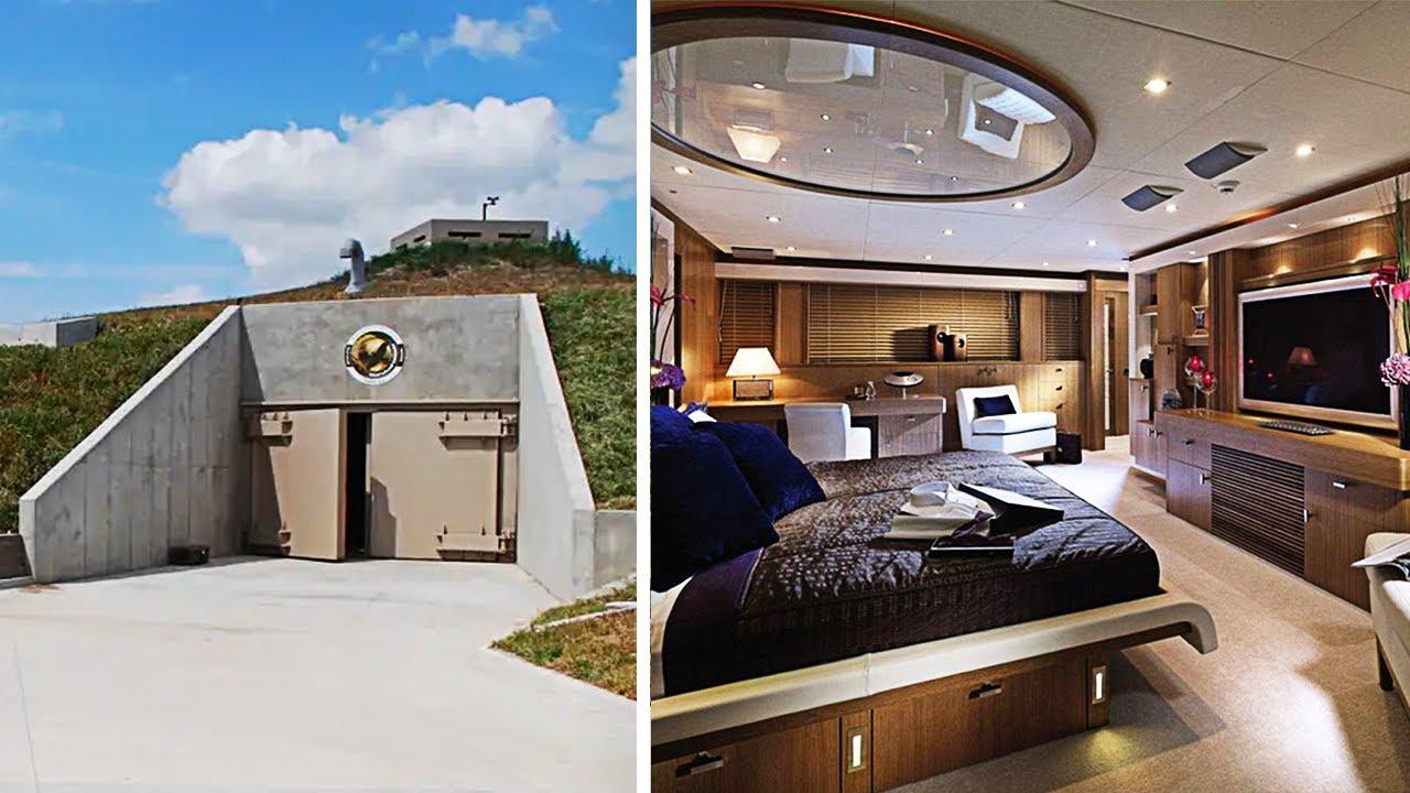 Ви ги претставуваме најскапите подземни бункери изградени да штитат и од пандемии како Корона