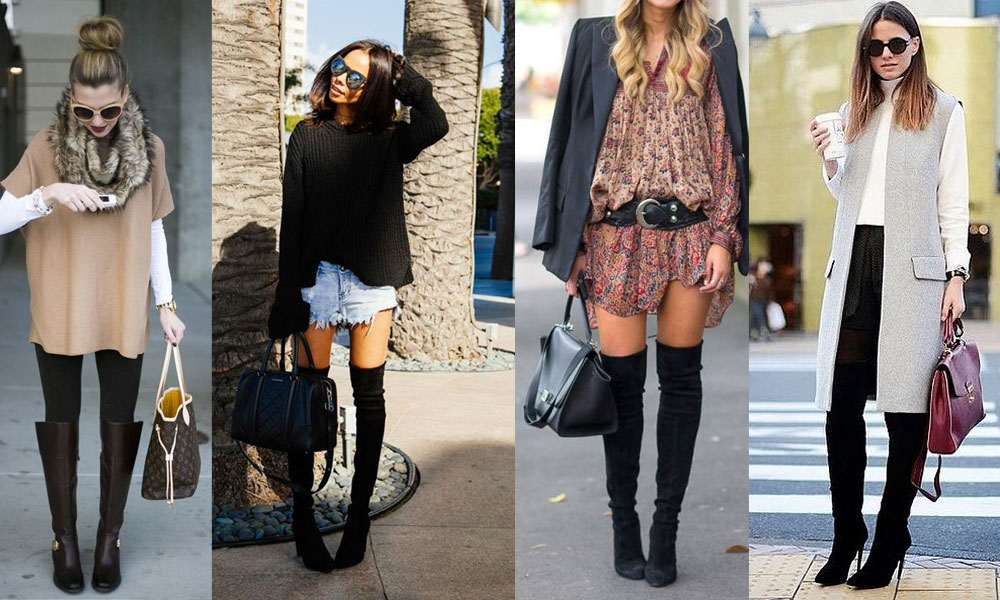How-to-Wear-Knee-High-Boots-for-women