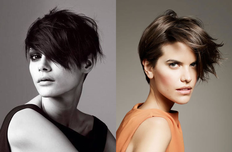 Sexy Short Haircuts For Women 2017-2018