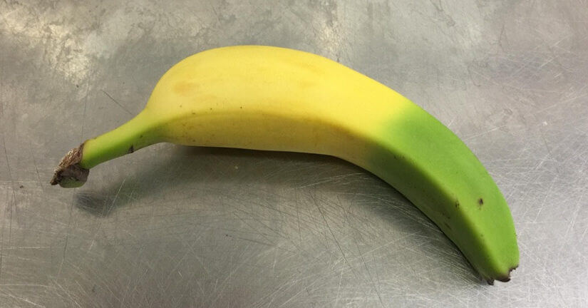 zelena banana