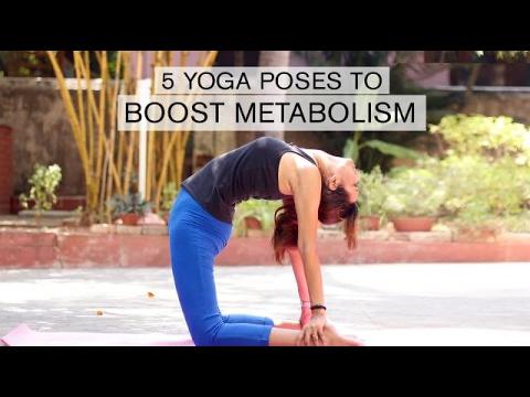 5 јога вежби за побрз МЕТАБОЛИЗАМ: Ослободете се од вишокот килограми (ВИДЕО)