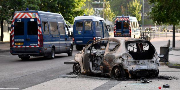 Dijon-policiers-et-gendarmes-arrivent-en-renfort-apres-les-violences-de-ce-week-end