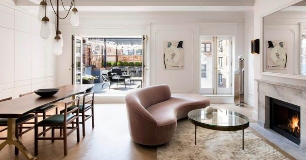Actress Anne Hathaway is looking to sell her New York City apartment for $3.495 million.