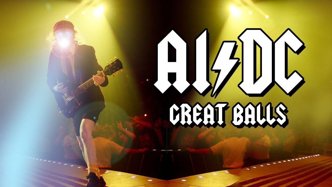 """ШТО СЕ СЛУЧИ КОГА """"ВЕШТАЧКАТА ИНТЕЛЕГЕНЦИЈА"""" ја ископира AC/DC?! Видете и слушнете сами. Дали е ова ИДНИНАТА НА СВЕТОТ?"""