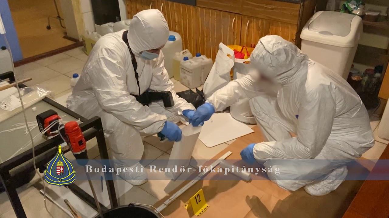 """Видете како """"падна"""" СРБИН во СПЕКТАКУЛАРНА АКЦИЈА НА УНГАРСКАТА ПОЛИЦИЈА! 150 килограми дрога во таблети… (видео)"""