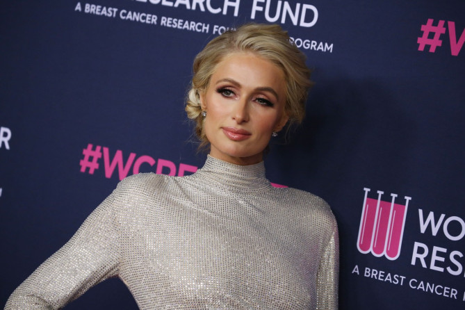 The Women's Cancer Research Fund hosts An Unforgettable Evening, Arrivals, Beverly Wilshire Hotel, Los Angeles, USA - 27 Feb 2020