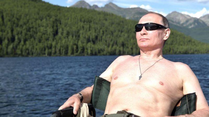 Vladimir Putin najatraktiven
