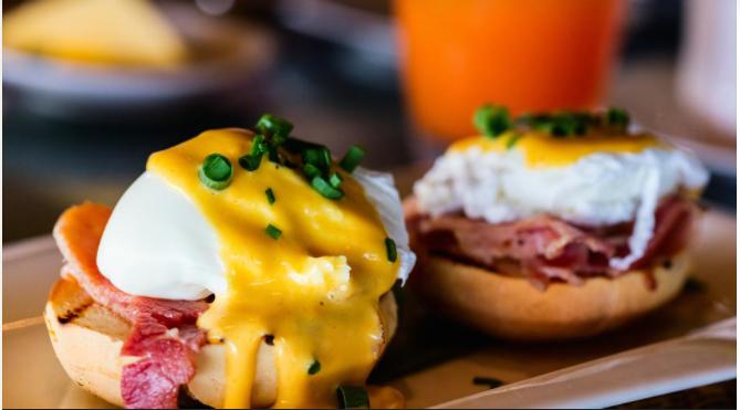 kako nastanale jajcata benedikt