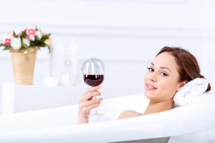 zena-kupanje