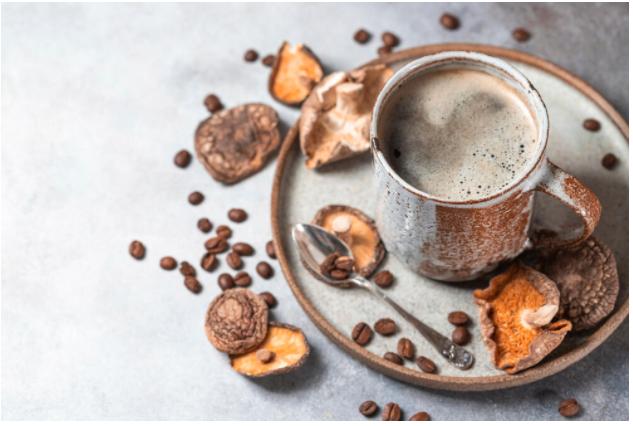 kafe od pecurki