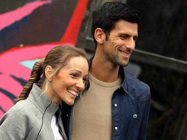 Novak-i-Jelena-Djokovic