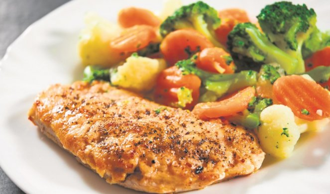484915_xstock-photo-chicken-fillet-with-mixed-vegetables-cauliflower-broccoli-and-carrots-in-white-plate-on-a-wooden-1077659429_f.jpg