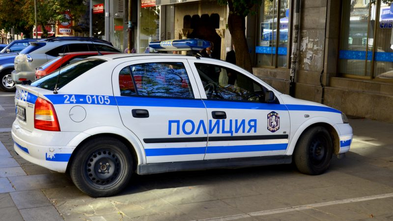 Bg-policija
